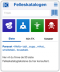 Felleskatalogen Mobile Application